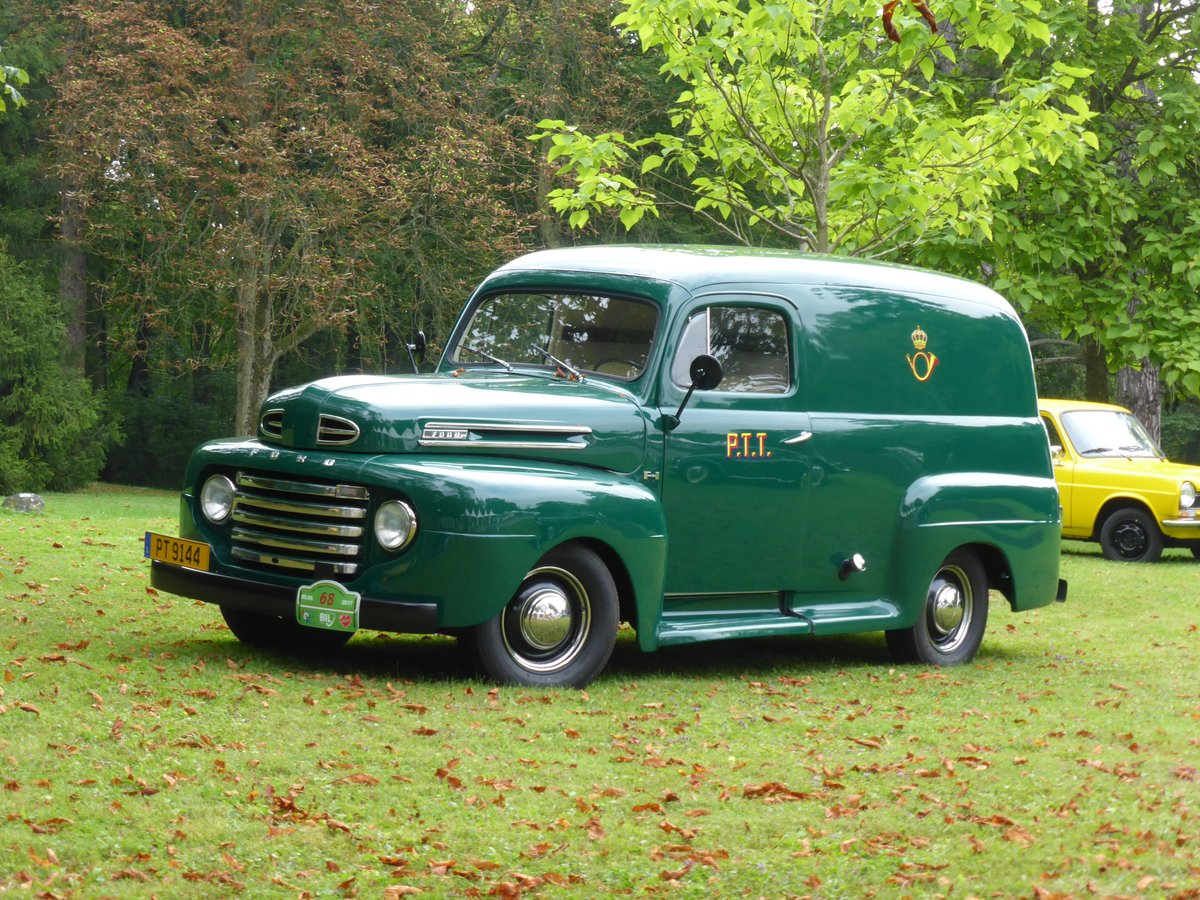 Ford F-1 bei den Luxembourg Classic Days 2017 in Mondorf