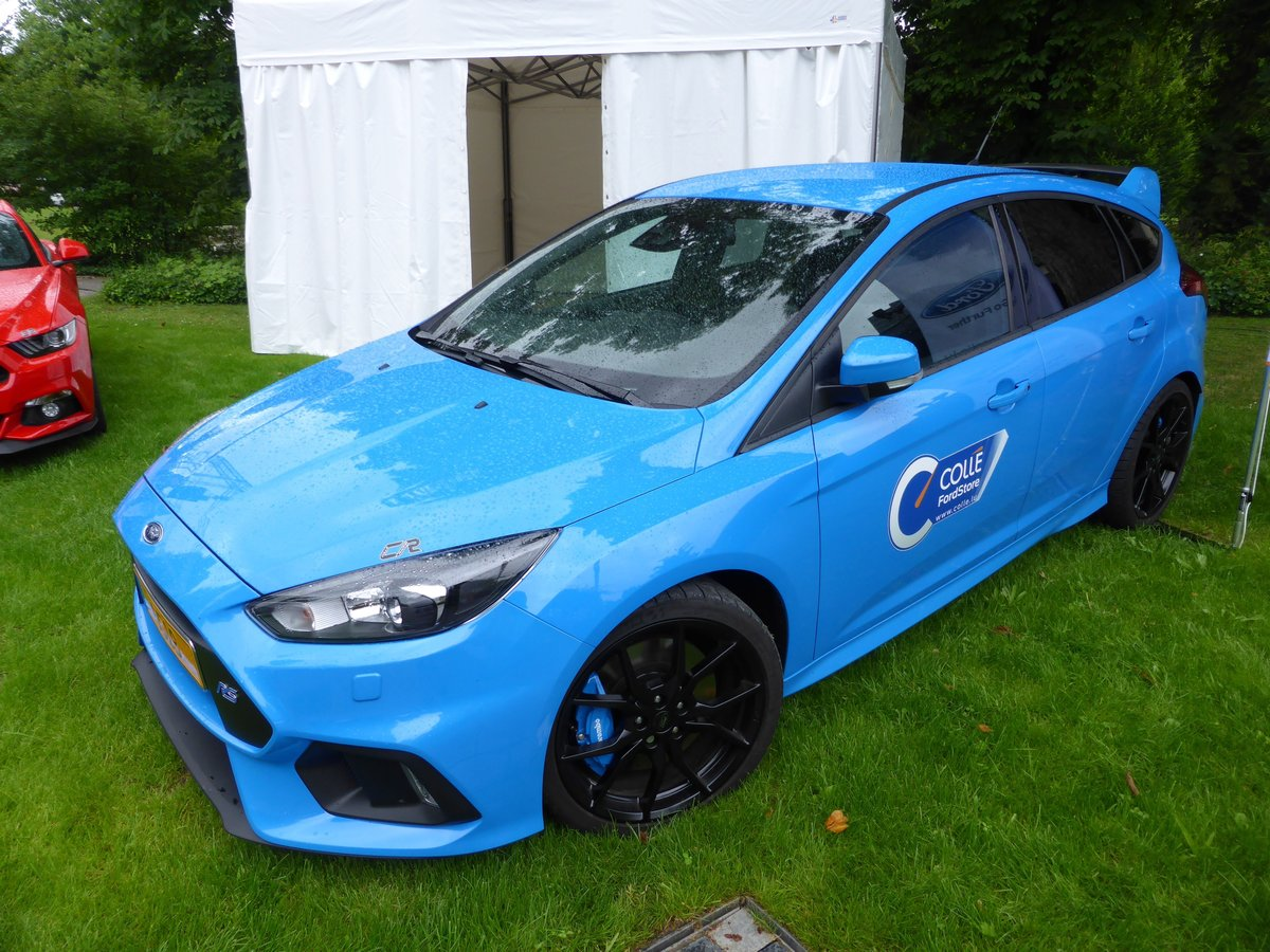 ford focus rs bei den luxembourg classic days 2016 in mondorf. Black Bedroom Furniture Sets. Home Design Ideas