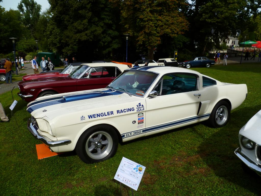 ford mustang shelby gt 350 h baujahr 1966 bei den luxembourg classic days in mondorf am. Black Bedroom Furniture Sets. Home Design Ideas