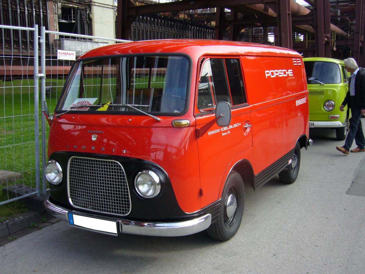 ford taunus transit kastenwagen 1961 1965 der taunus. Black Bedroom Furniture Sets. Home Design Ideas
