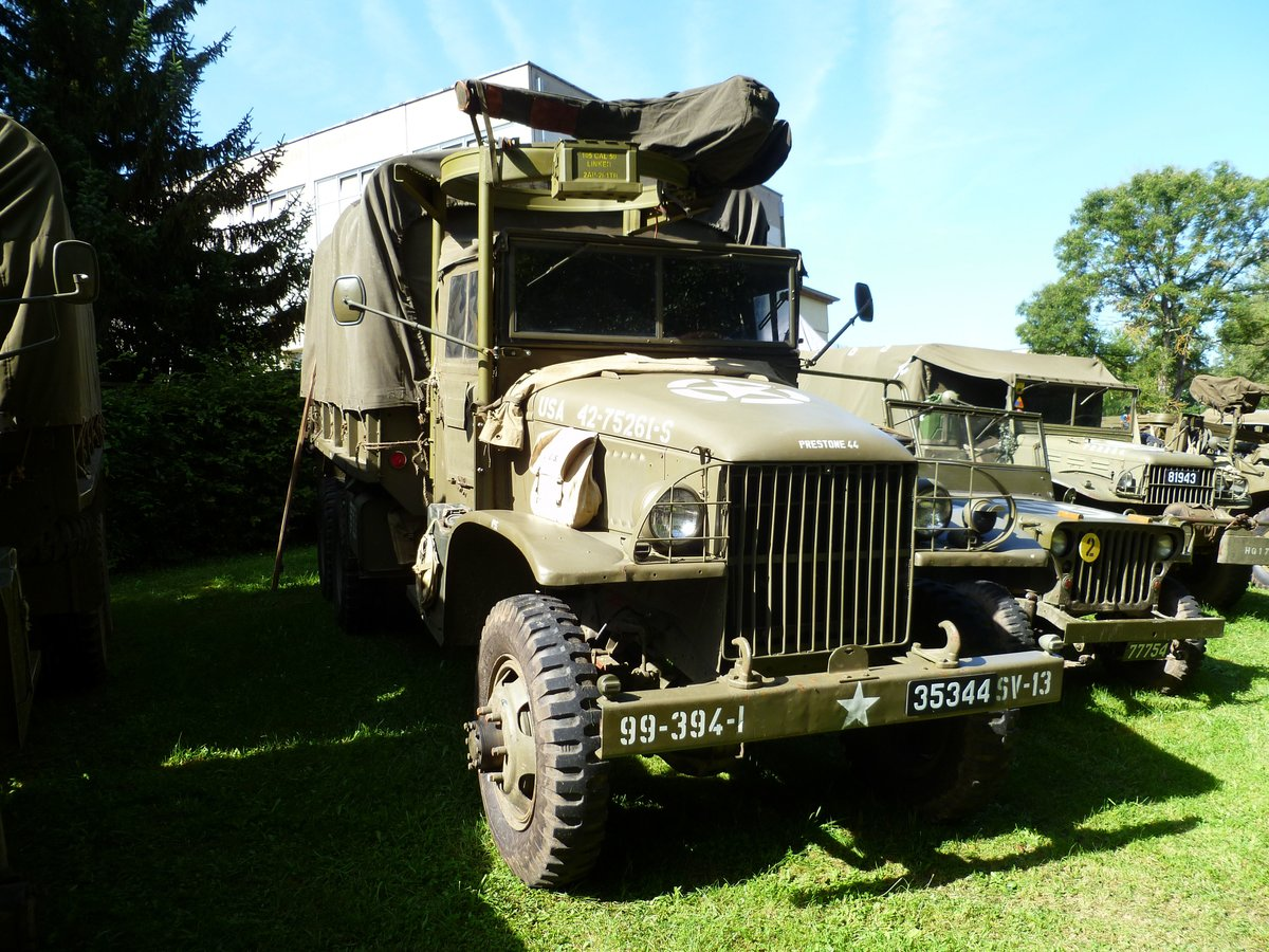 GMC Truck, Vintage Cars & Bikes in Steinfort am 06.08.2016