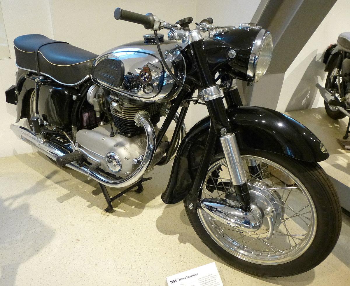 horex imperator baujahr 1955 parallel zweizylindermotor mit 398ccm und 24ps die maschine aus. Black Bedroom Furniture Sets. Home Design Ideas