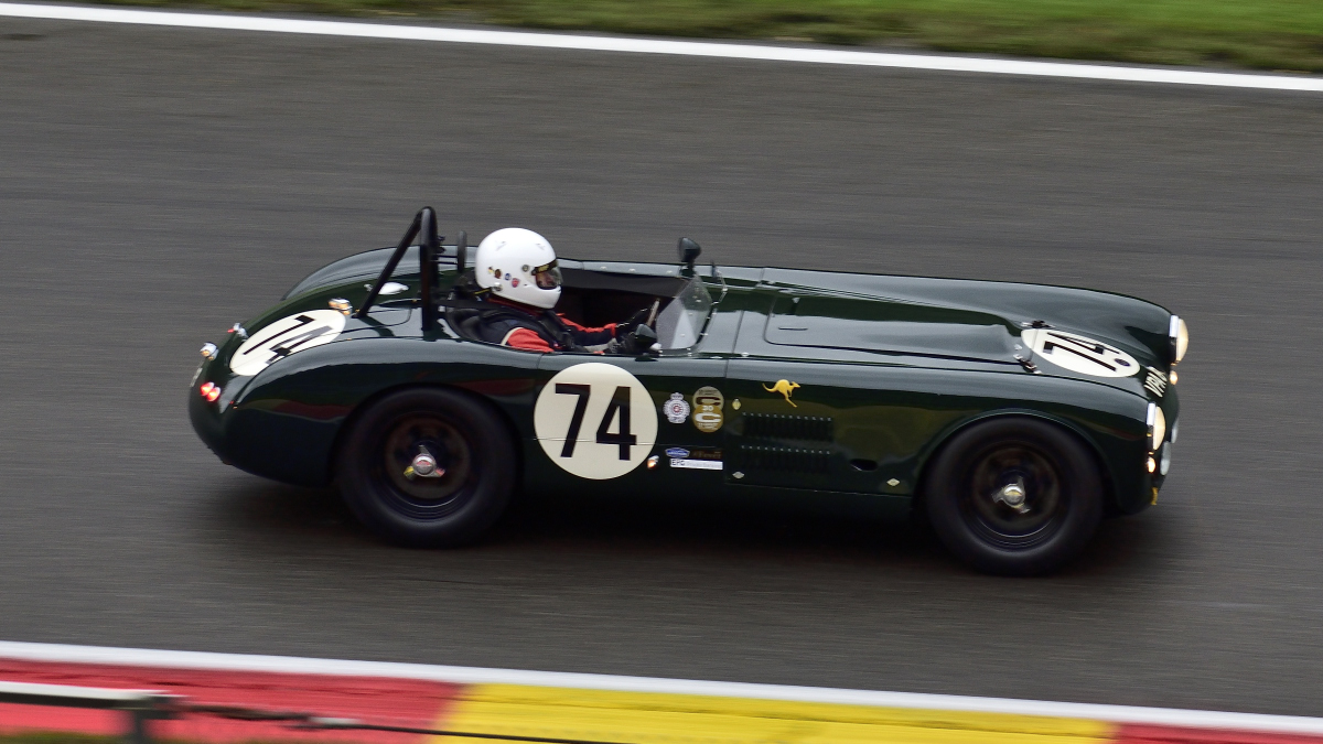 HWM Sports Racing,Woodcote Trophy & Stirling Moss Trophy [ MRL ], bei den Spa Six Hours Classic vom 27 - 29 September 2019