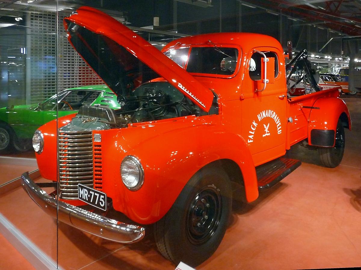 International Harvester Kb 3 Baujahr 1941 6 Zylinder