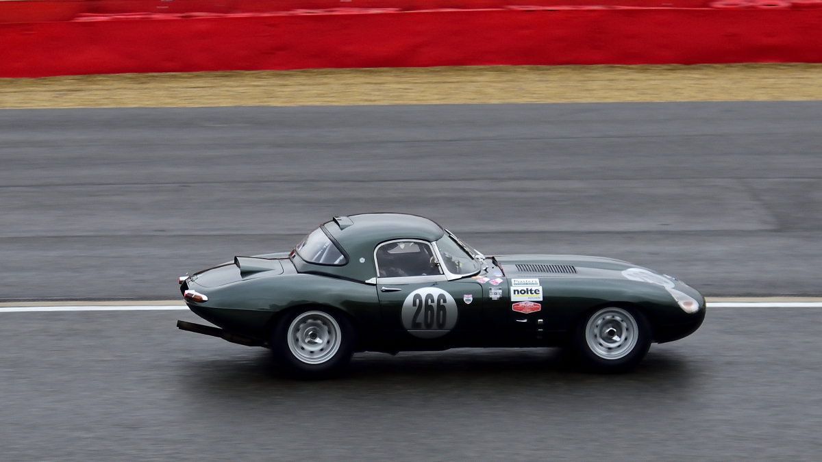 Jaguar E-Type, Jaguar Classic Challenge, bei den Spa Six Hours Classic vom 27 - 29 September 2019