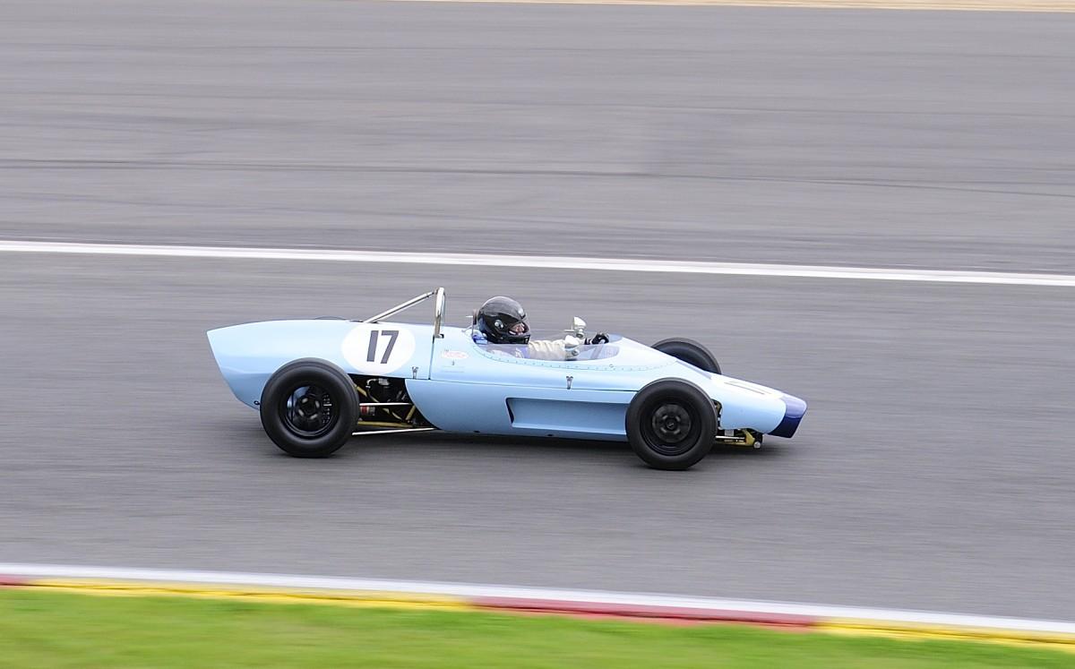Oldtimer Vintage 1969 RCA Formel Vau 1200cc Rennwagen
