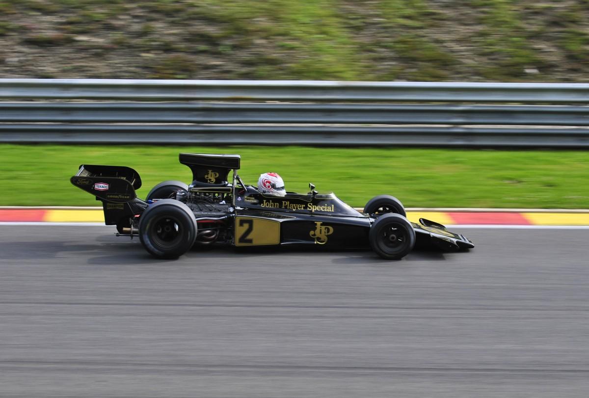 Lotus 72 for pinterest