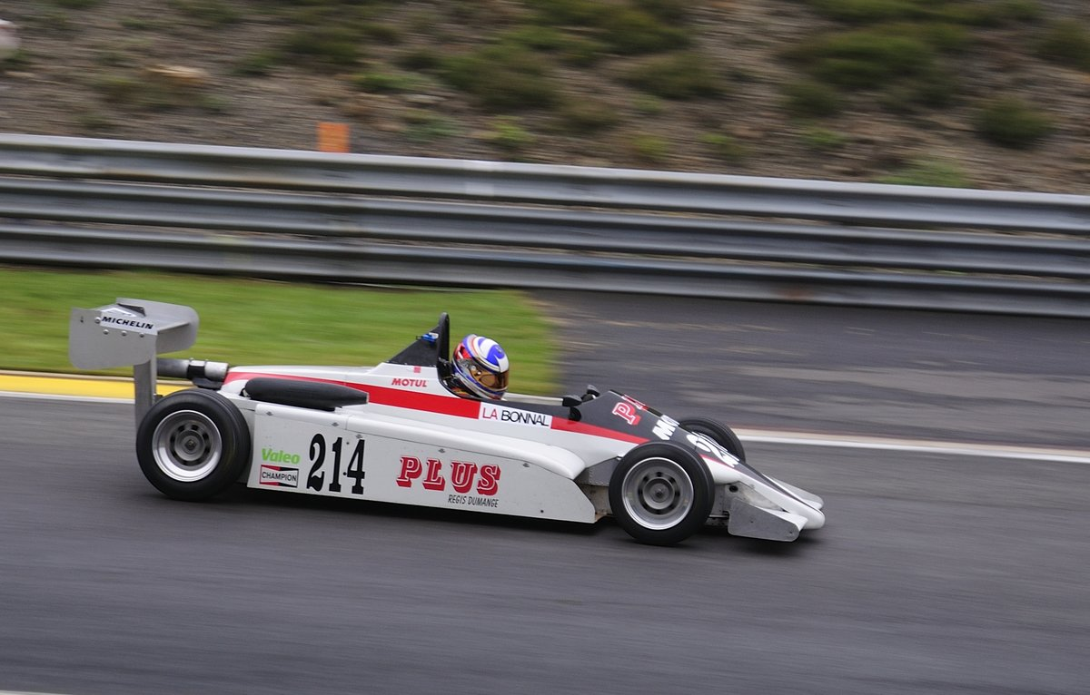 Martini MK39 F3,  AvD Historic Race Cup, 2. Rennen am 24 July 2016 Spa Francorchamps. Youngtimer Festival Spa 2016