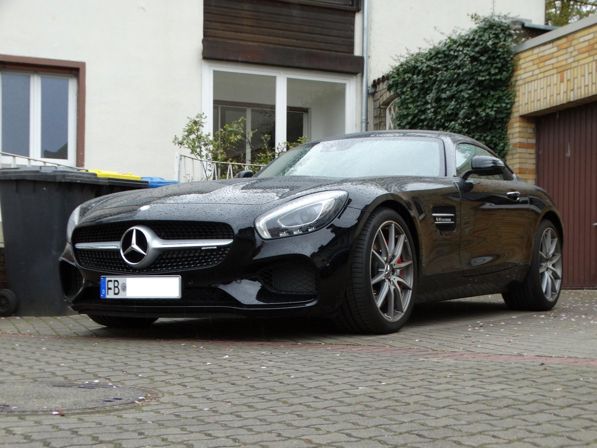 mercedes benz amg gt am in bad vilbel. Black Bedroom Furniture Sets. Home Design Ideas