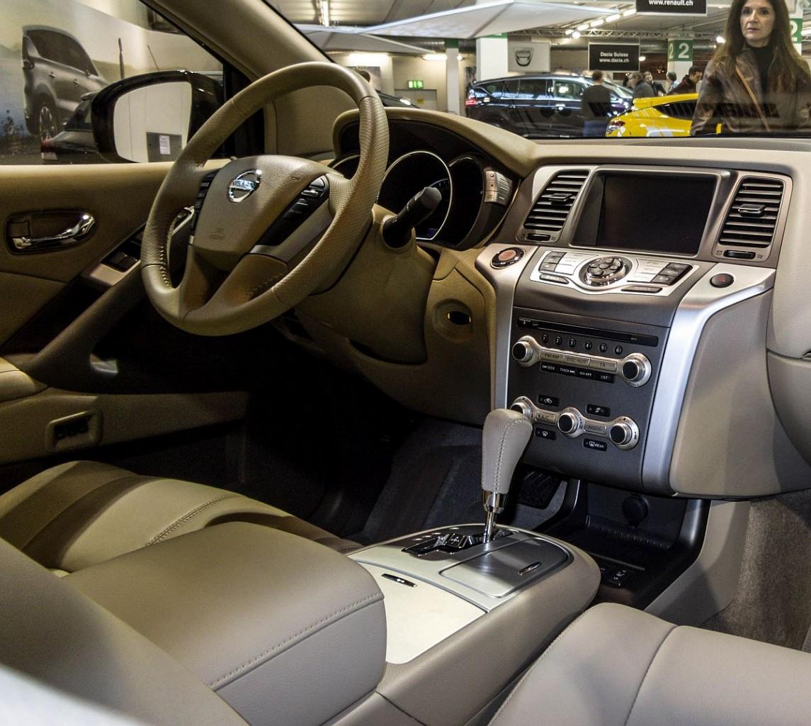 Forum nissan murano forum autos weblog for Interieur ford focus
