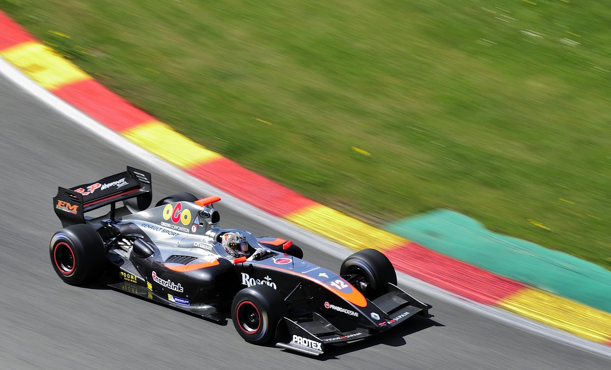 Nr.12 Yu KANAMARU von Team: RP MOTORSPORT, World Series Formula V8 3.5 , am 6.Mai 2017 in Spa Francorchamps. Rahmenprogram im FIA WEC 6h of Spa 2017