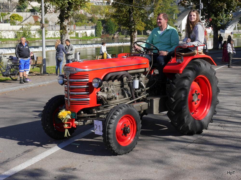 verkauf oldtimer traktor