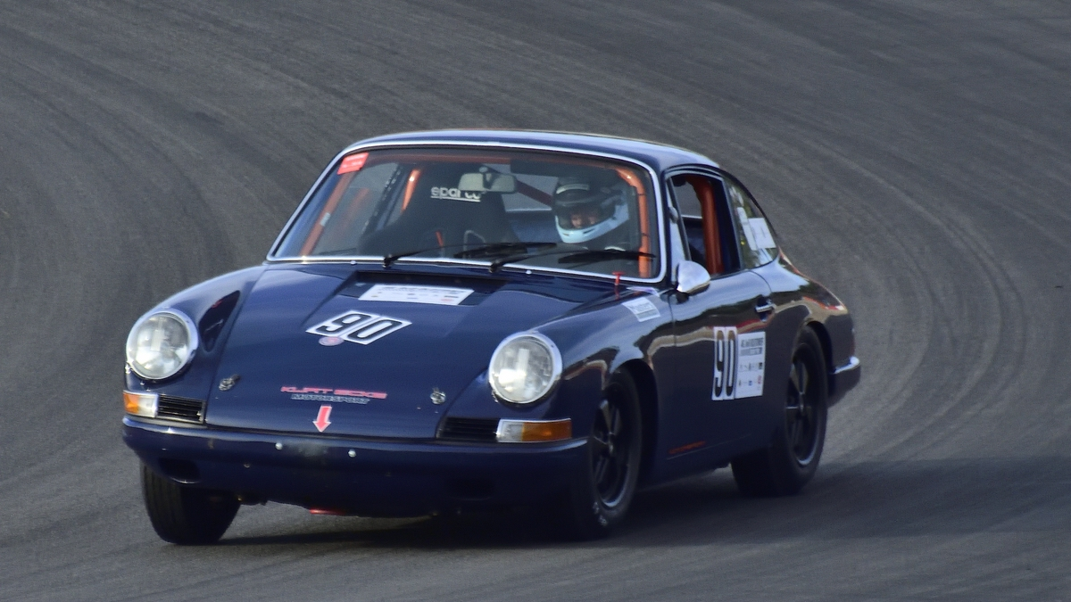 Porsche 911, ccm 2000, Bj. 1965, 46. AvD-Oldtimer-Grand-Prix 2018, Qualifying der Tourenwagen Classics am 11.Aug.2018