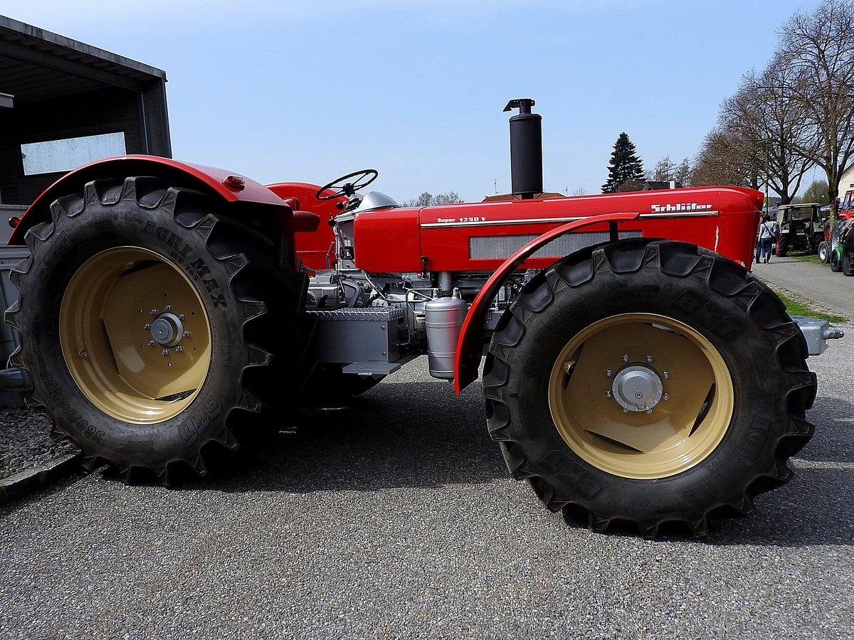 schl ter oldtimer kaufen gebrauchte traktoren mit allrad. Black Bedroom Furniture Sets. Home Design Ideas