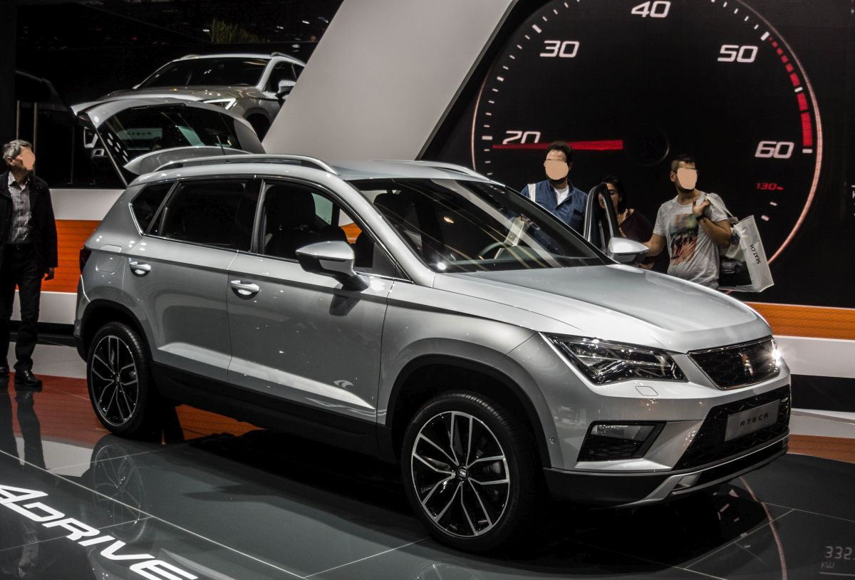 seat ateca der neue kompakt suv von dem spanischen. Black Bedroom Furniture Sets. Home Design Ideas