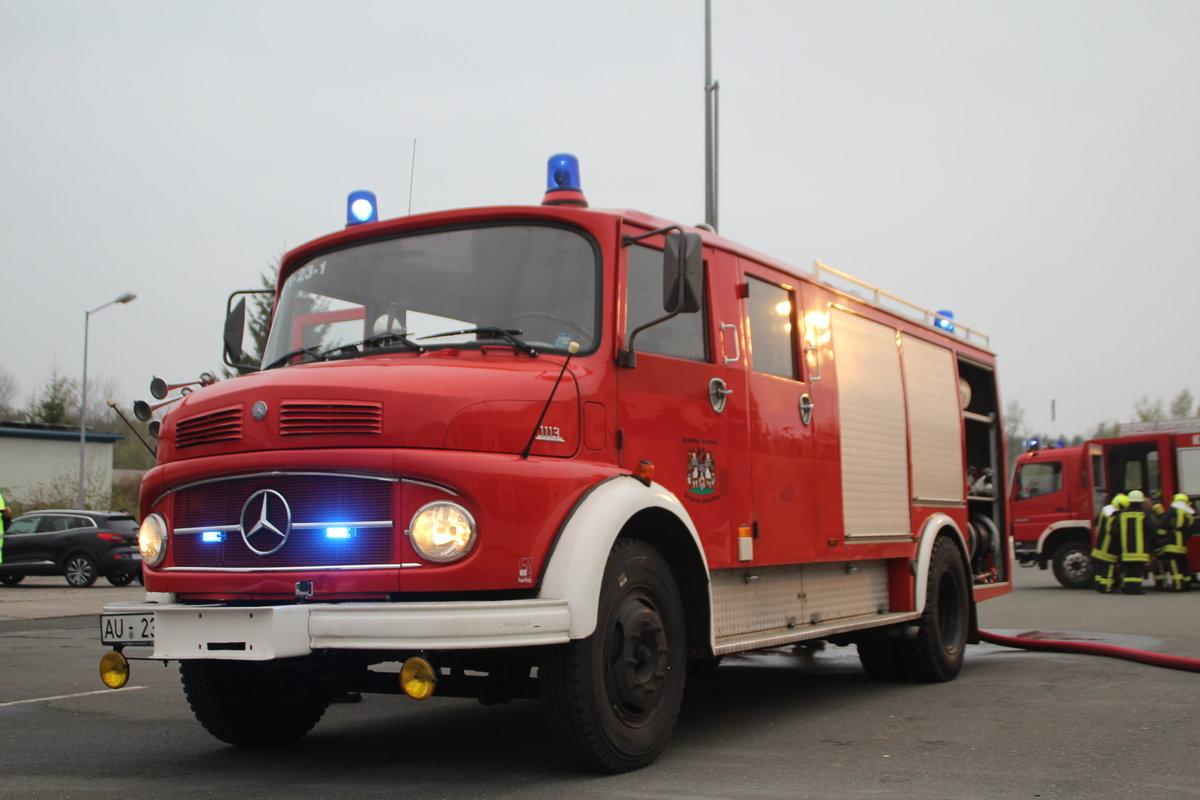 Mein ackermann pullmann lp 1113 b mit 168 ps turbo motor for 3000 mercedes benz