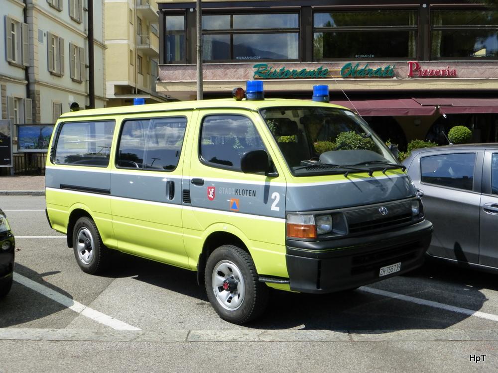 Kleinbus Toyota