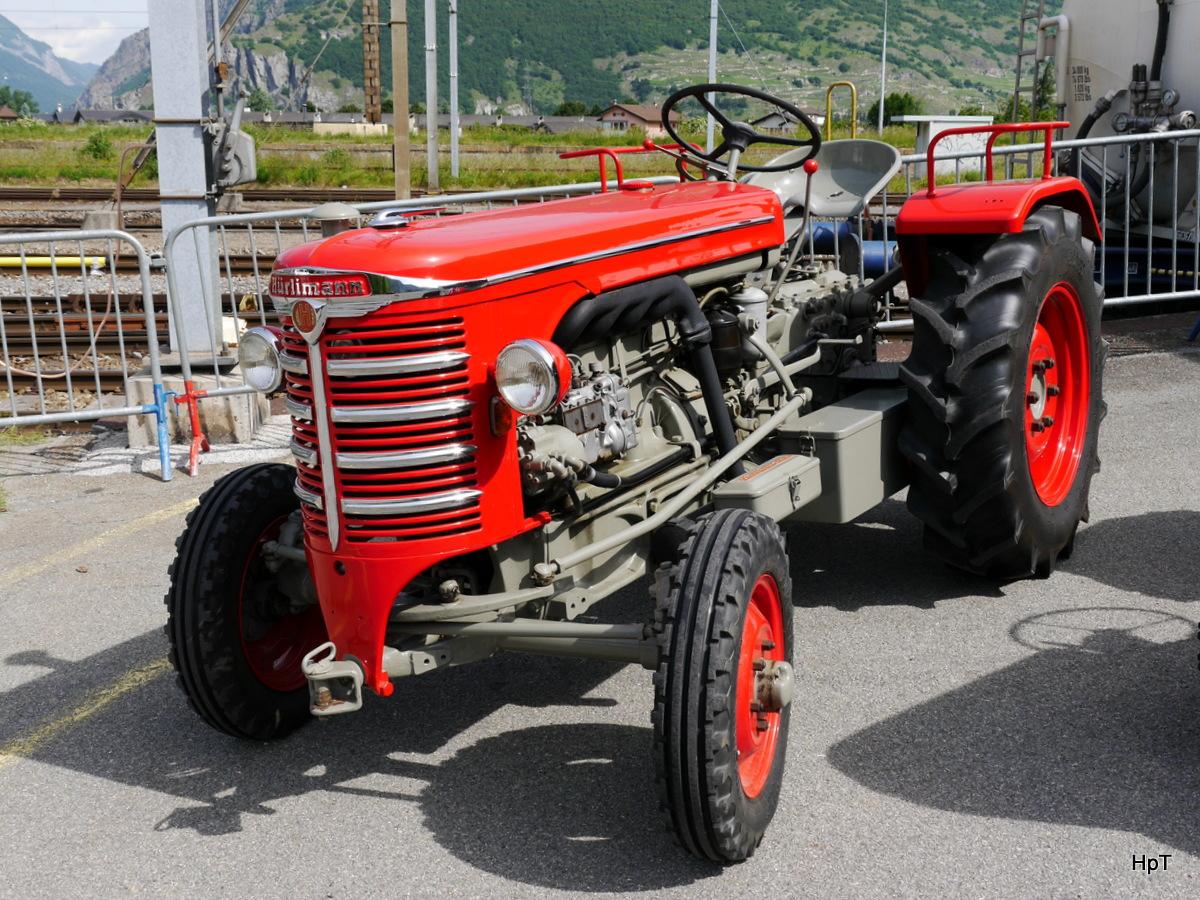 traktor h rlimann d90 in martigny am. Black Bedroom Furniture Sets. Home Design Ideas