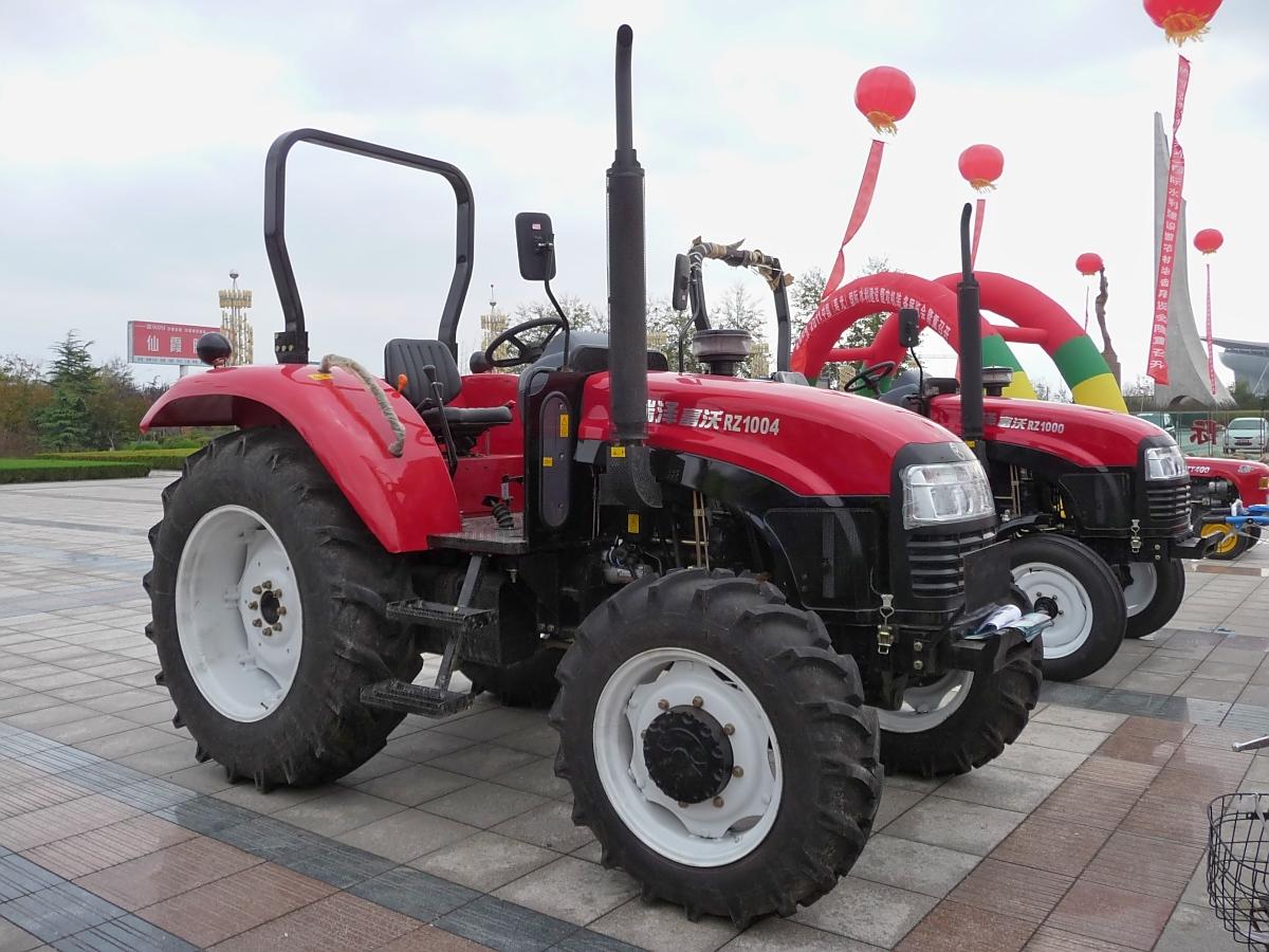 China traktor