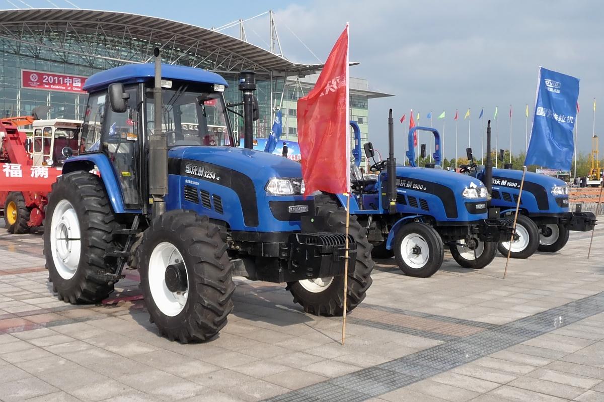 Traktoren aus china