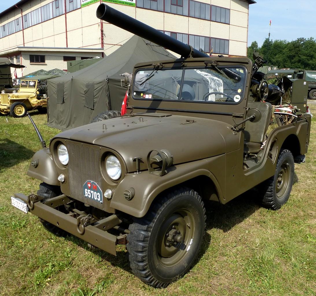 us amerikanischer gel ndewagen bat jeep m38 wurde auch in der schweizer armee eingesetzt 6 int. Black Bedroom Furniture Sets. Home Design Ideas