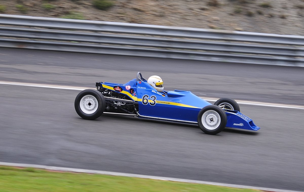 Van Diemen RF79 Formel Ford 1600, AvD Historic Race Cup, 2. Rennen am 24 July 2016 Spa Francorchamps. Youngtimer Festival Spa 2016
