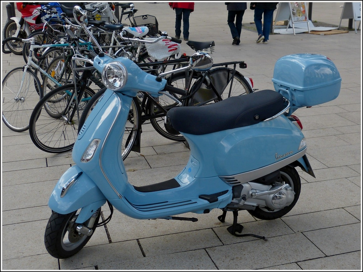 gefunden zu vespa in hamburg auf. Black Bedroom Furniture Sets. Home Design Ideas