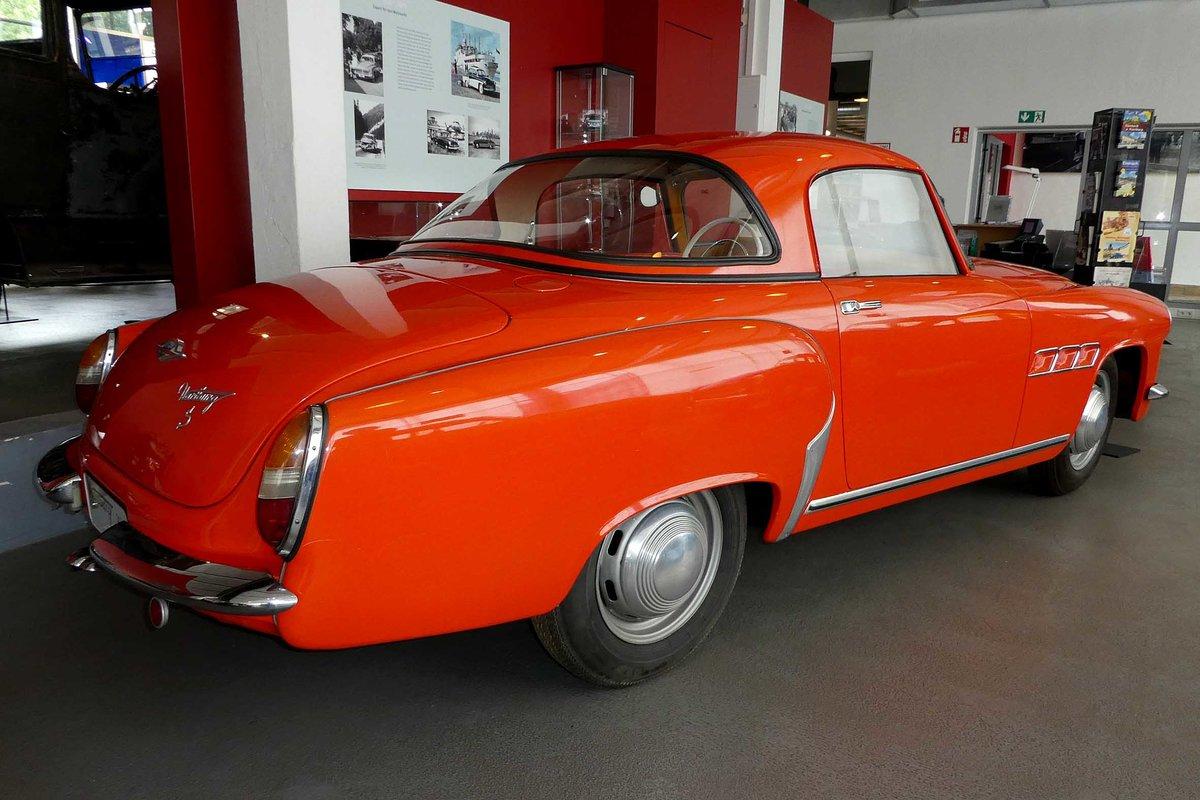 wartburg 313 coupe bj 1958 steht in der automobilwelt. Black Bedroom Furniture Sets. Home Design Ideas