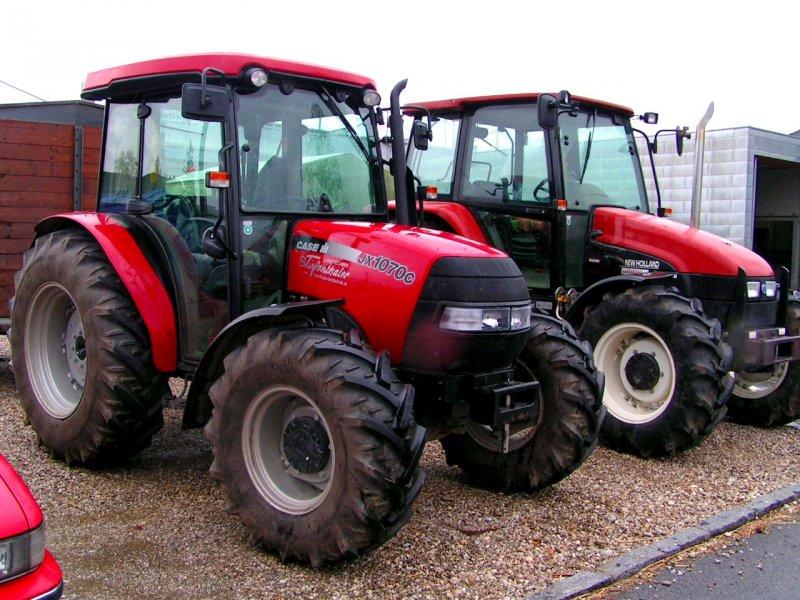 Traktor case
