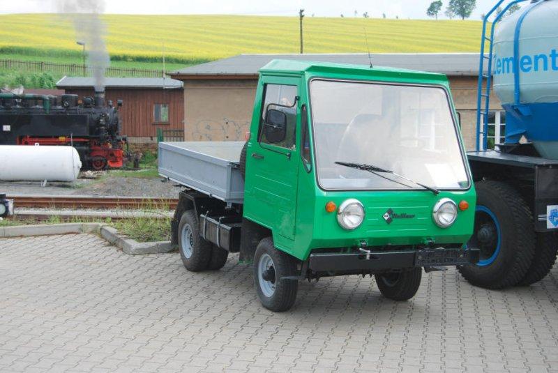 Multicar M25 Images