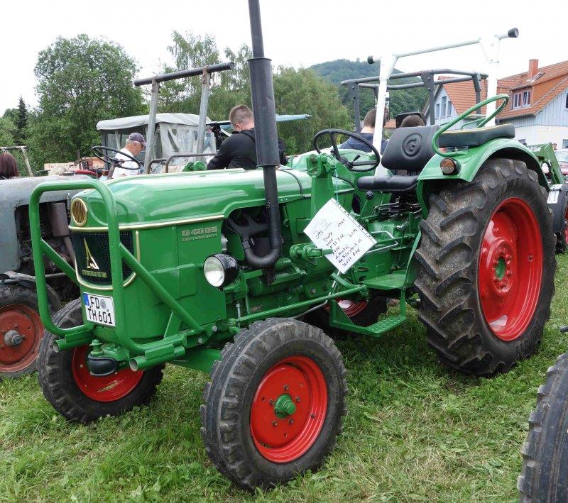 Deutz4005 Tractors Deutz