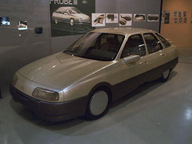 Ford Probe III Design