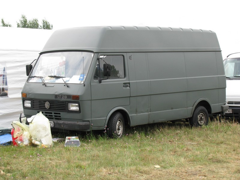 Transporter VW LT 28 beim 11.