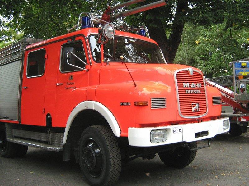 Feuerwehr Alt