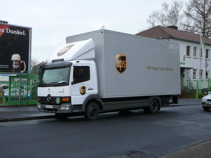 Ups Cottbus Tracking Support