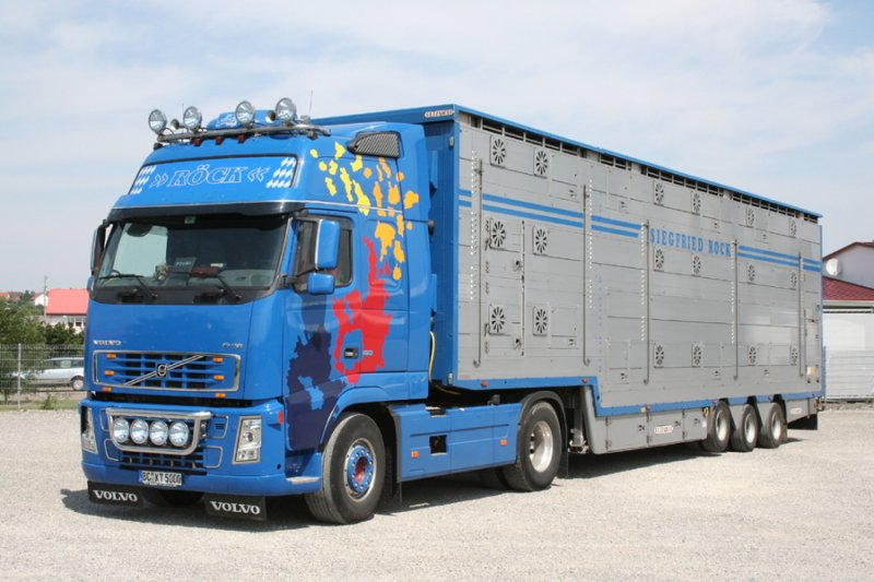 Roeck Intviehtransporte Europa Asien Afrika