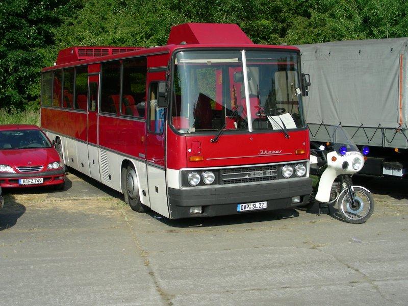 Staatsratsbus Der Ddr Ikarus 250 Sl Dieser Bus Wurde Nur 4