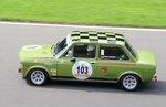 Fiat 12 8 Rally, mit der Startnummer 128, auf dem Formel 1-Kurs von Spa-Francorchamps, beim Youngtimer Festival Spa 22-24 July 2016