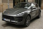 Porsche Cayenne in Berlin, am 12.08.2016.
