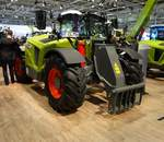 Claas Scorpion 756 am 18.11.17 auf der Agritechnica in Hannover