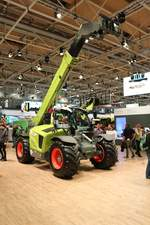 Claas Scorpion 960 am 16.11.19 auf der Agritechnica in Hannover