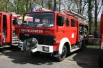 Feuerwehr Gladbeck  RE 8639  LF 16TS  IVECO 90-16  Funk: 4/45/2  Aufgenommen bei der Feuerwehr Gladbeck Rentorf am 24.4.2010.
