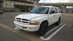 Dodge Durango V8 in Aizu-Wakamatsu, Japan (Februar 2016)