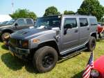 General Motors Hummer H2, US-Car-Treffen in Stadtbredimus (Lux.) am 07.07.2013