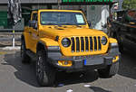 Jeep Wrangler JL in Euskirchen - 13.09.2020