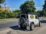 Land Rover Defender Short Wheelbase (SWB) am 07.07.2017.