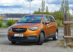 Opel Crossland X in Euskirchen - 30.04.2020