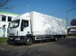 Iveco Eurocargo 120 E24 am 06.04.2007 in Wittlich