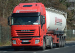 Iveco Stralis 450  Hillenbrand  in Euskirchen - 17.03.2016
