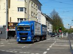 MAN TGX am 21.04.16 in Frankfurt am Main